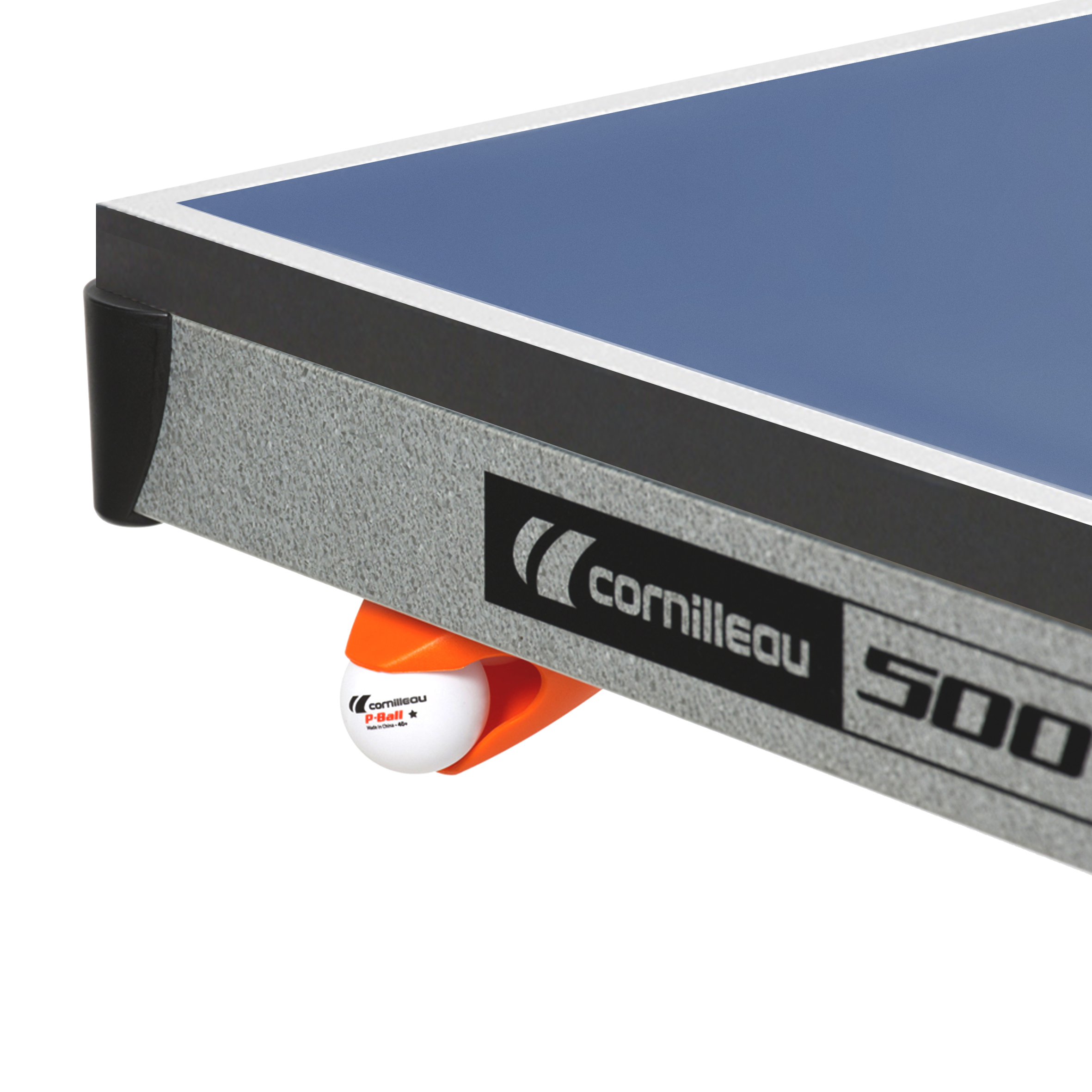 Cornilleau Sport 7 Indoor Ping Pong Table - Blue